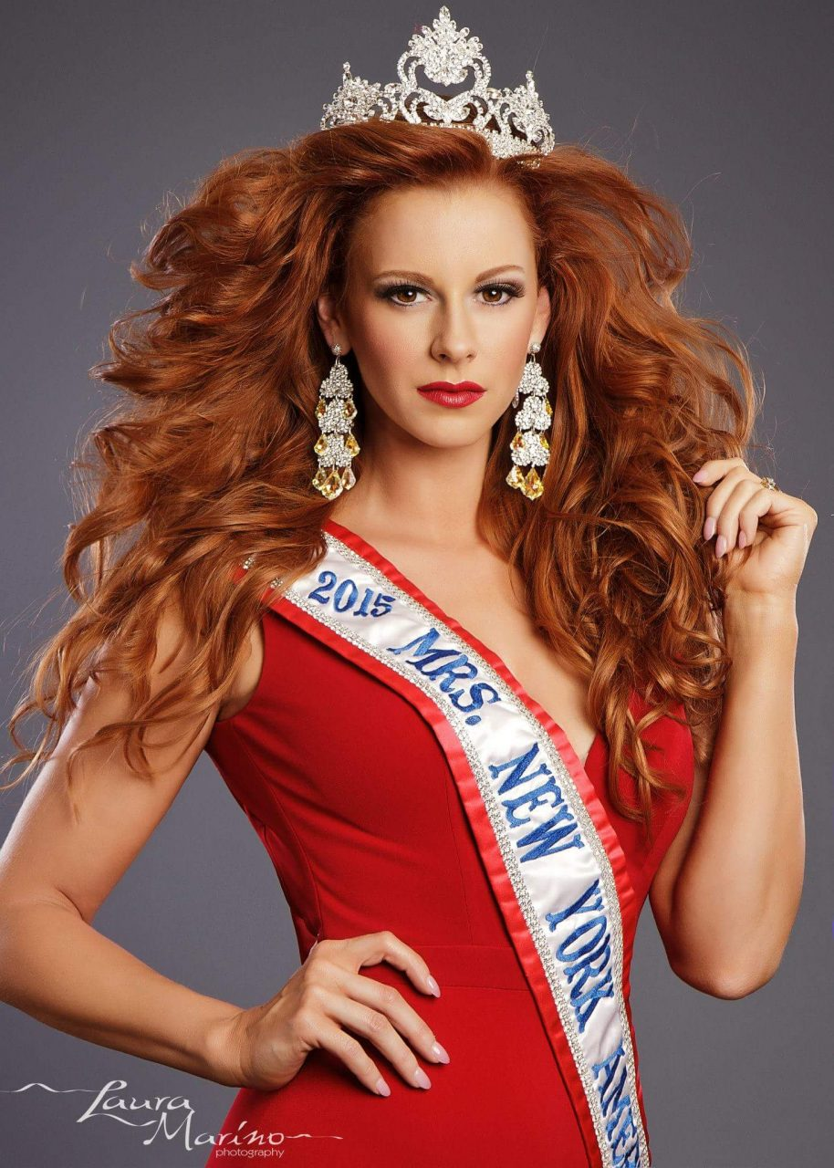 Mrs. New York America